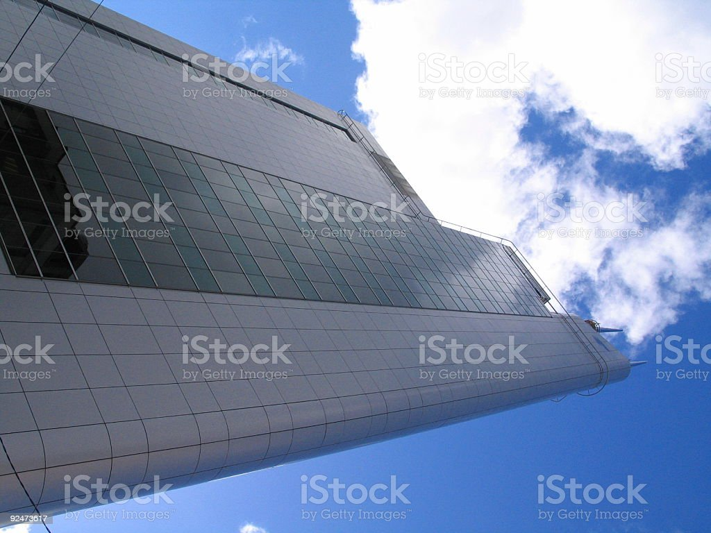 The ttower stock photo