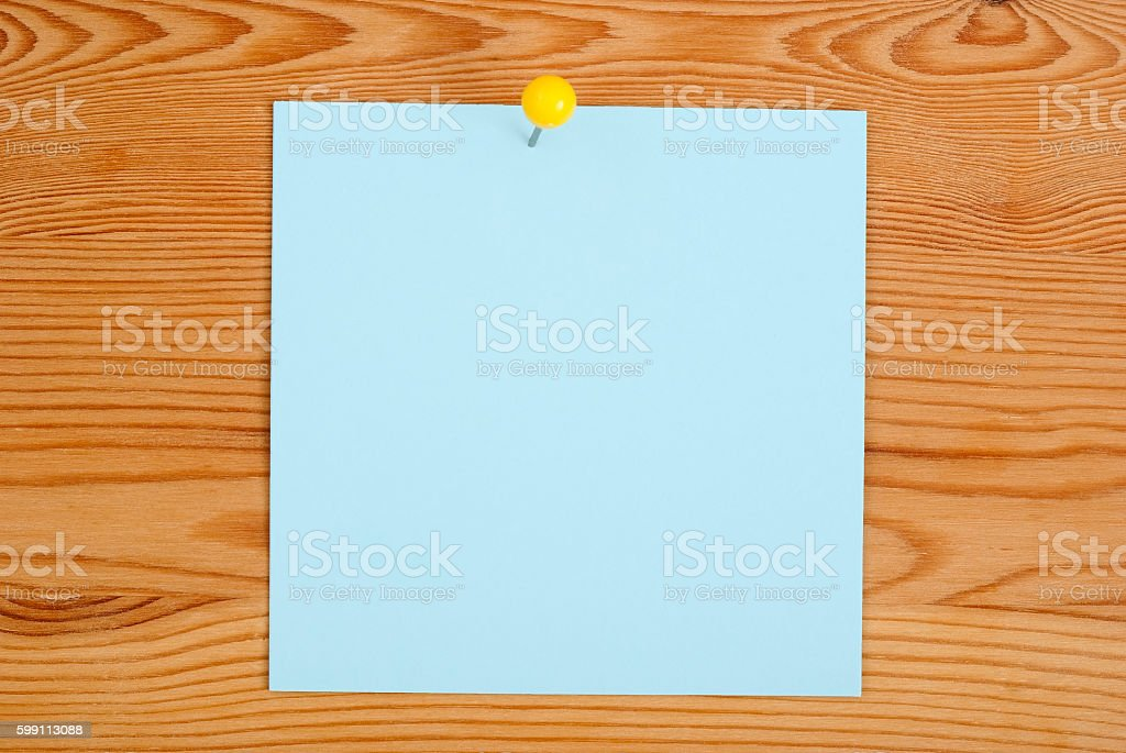 The turquoise blank square sheet royalty-free stock photo