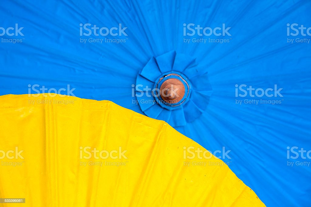 the umbrella royalty-free stock photo