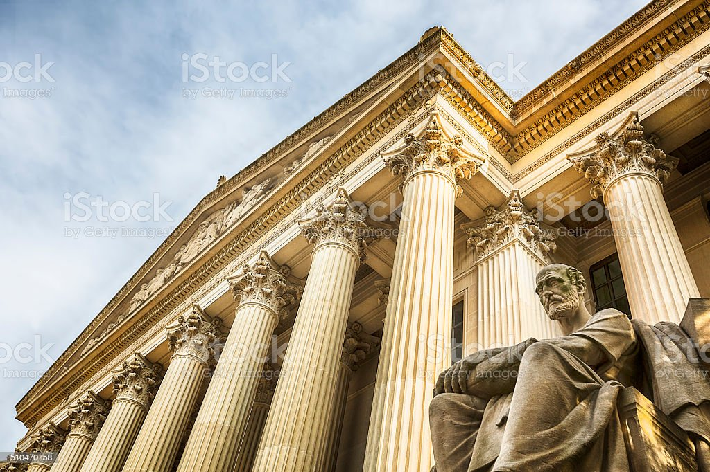 The U.S. National Archives stock photo