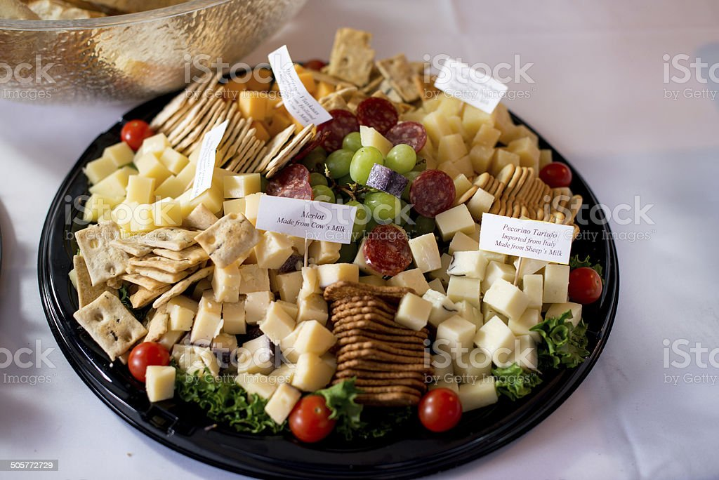 The Varitey of Cheese royalty-free stock photo