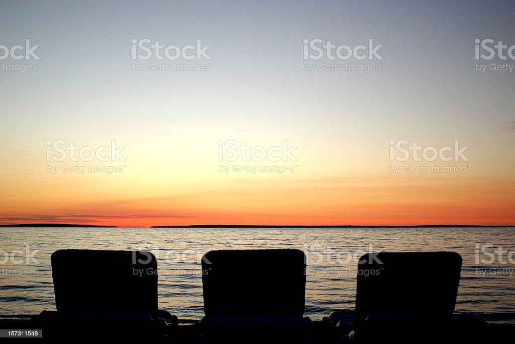 The View royalty-free stock photo