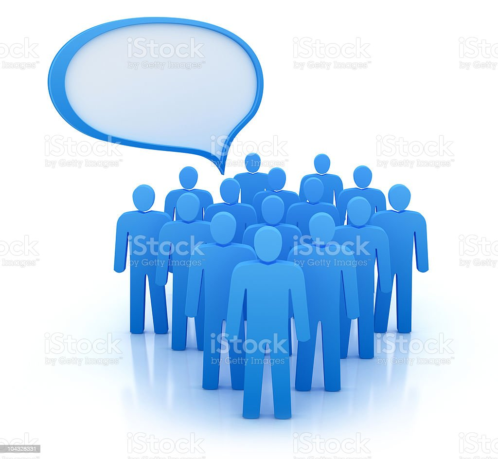 The views of people group royalty-free stock photo
