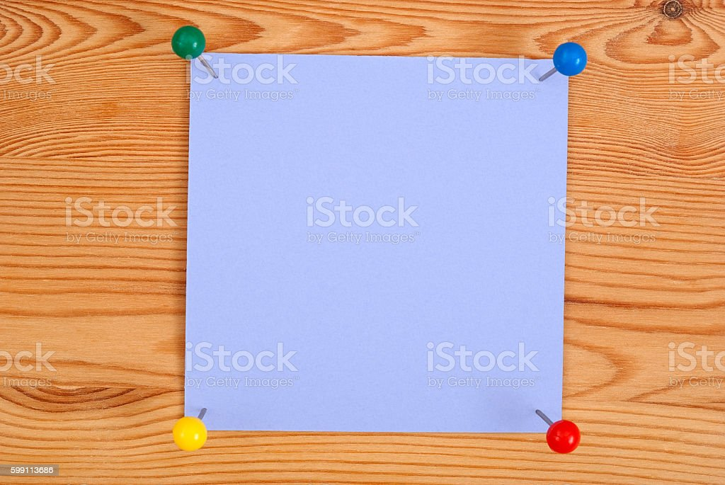 The violet square blank royalty-free stock photo