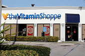 the Vitamin Shoppe Sign and Storefront