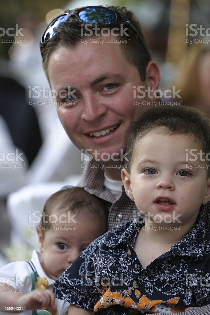 The W Boys royalty-free stock photo