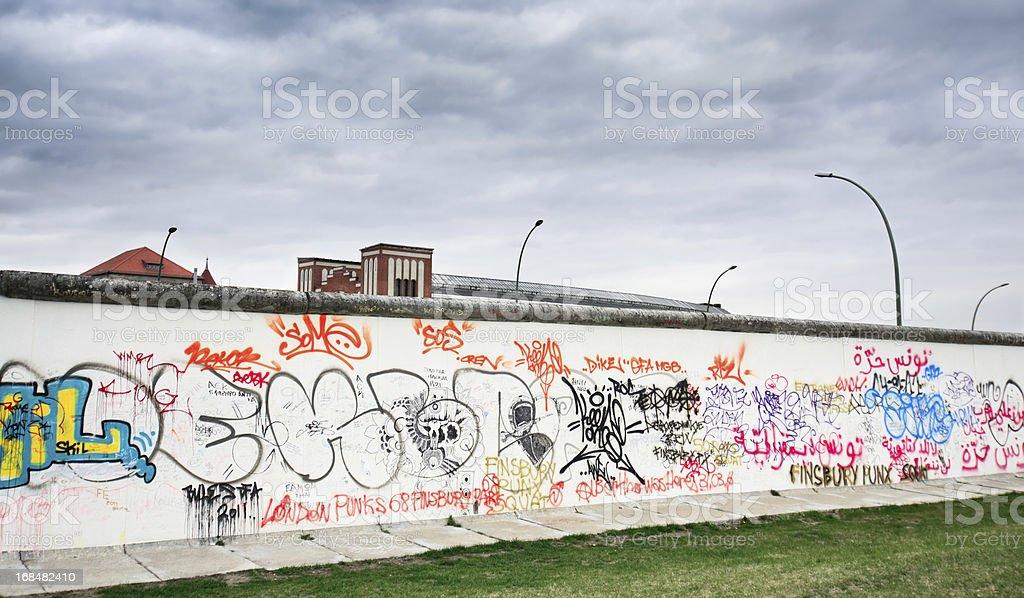 The Wall (Berlin) stock photo