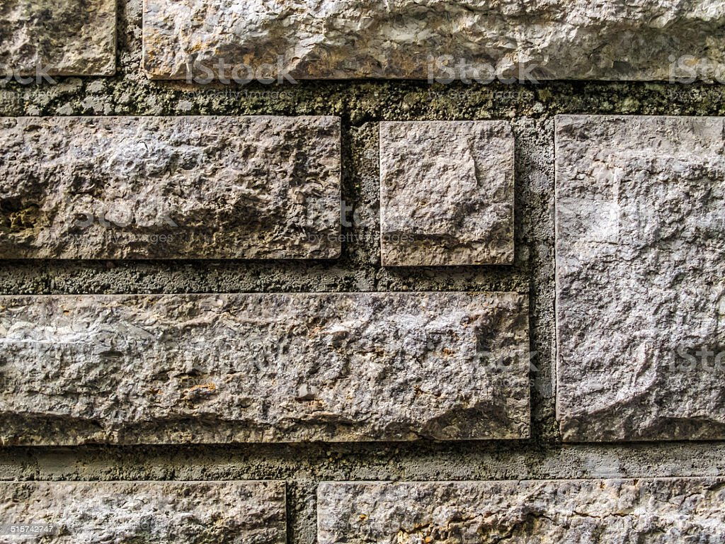 The Wall stock photo