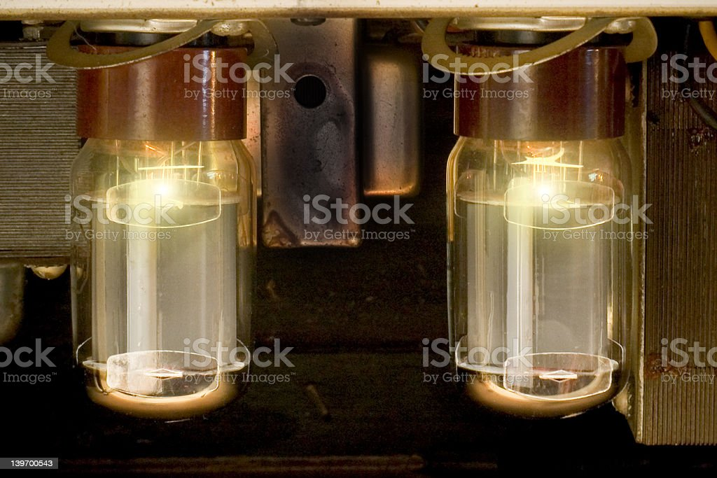 The Warm Glow Of Power royalty-free stock photo