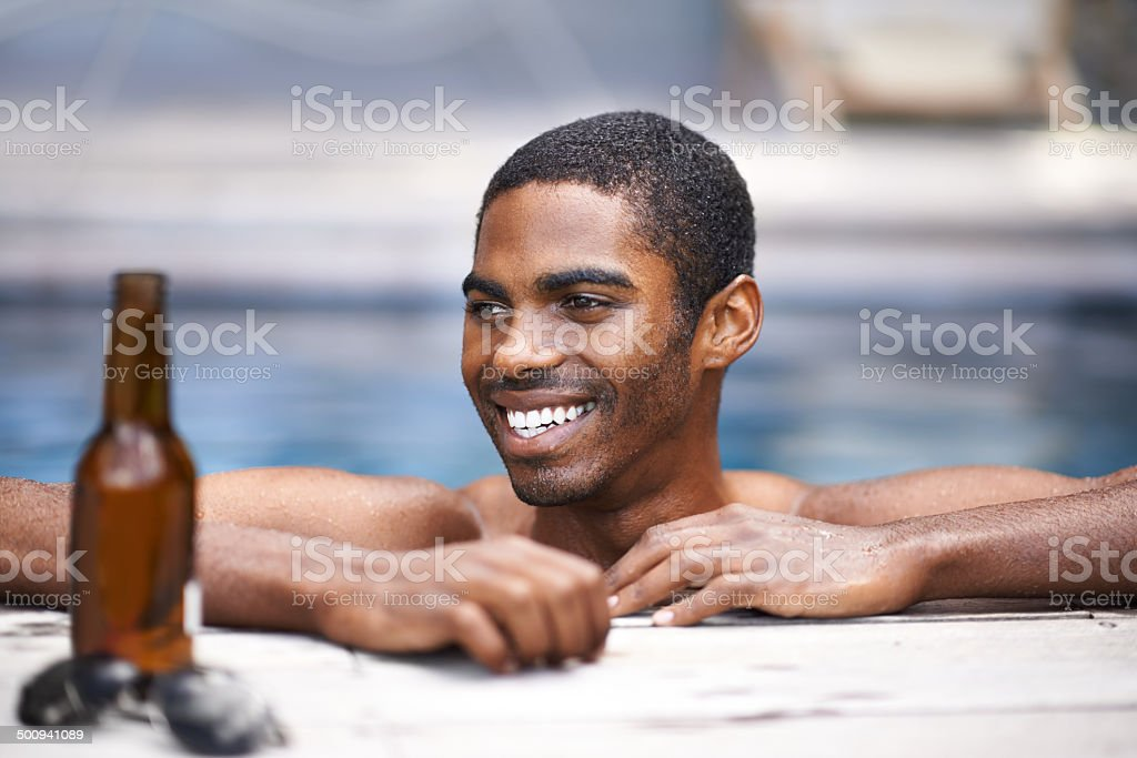 The water's great royalty-free stock photo