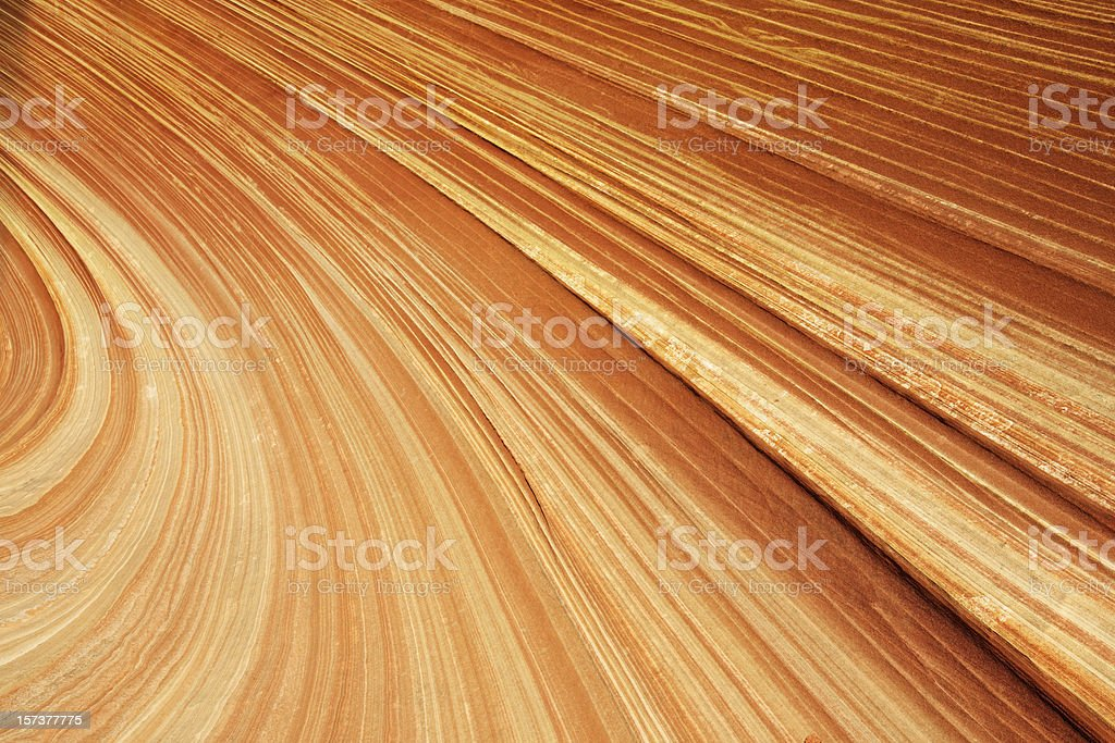 The Wave, Abstract stock photo