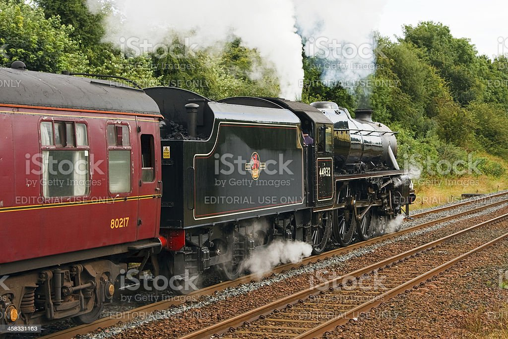 The Waverley royalty-free stock photo