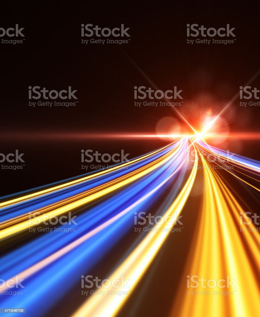 The way. Abstract background royalty-free stock photo