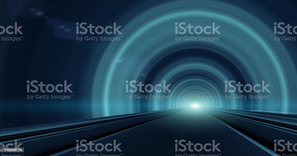 The Way Forward, stock photo