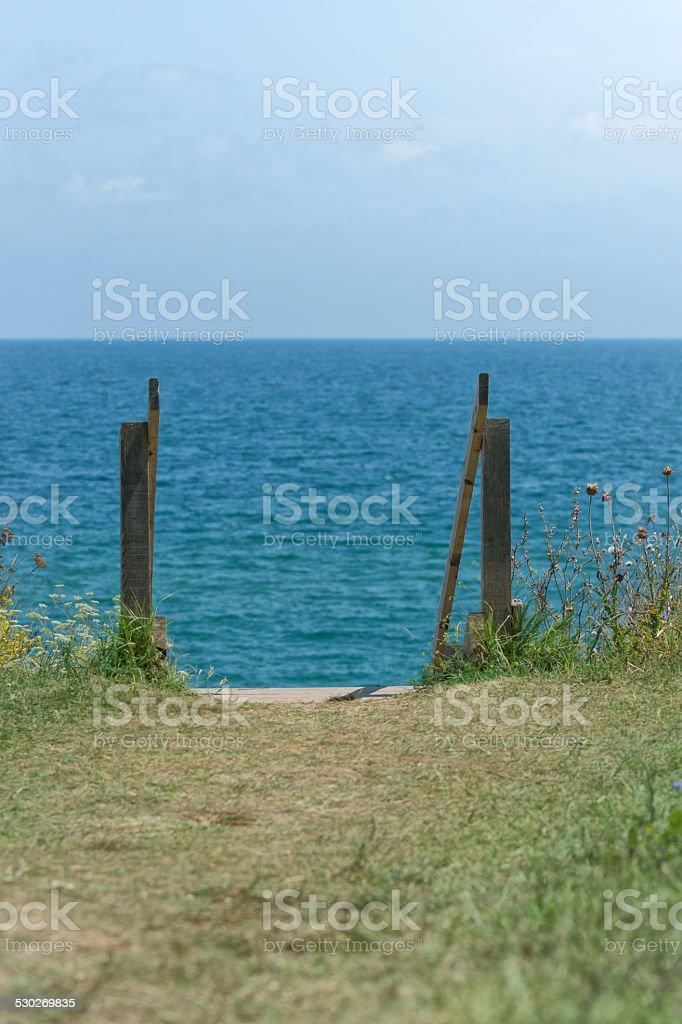 the way stock photo