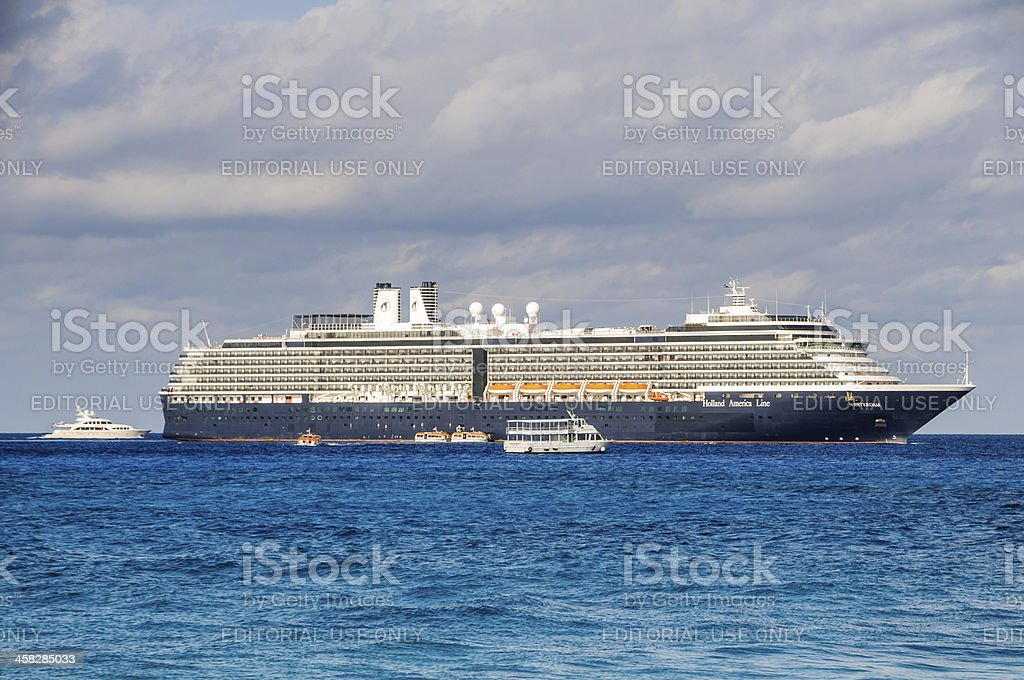 The Westerdam stock photo