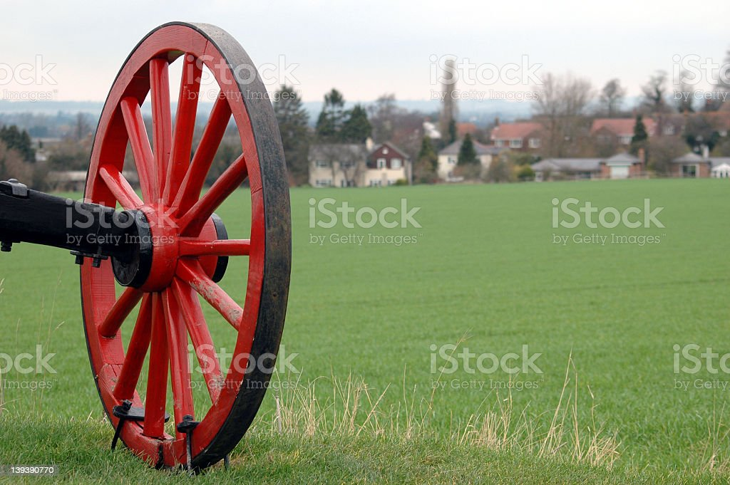 The Wheel (1) royalty-free stock photo