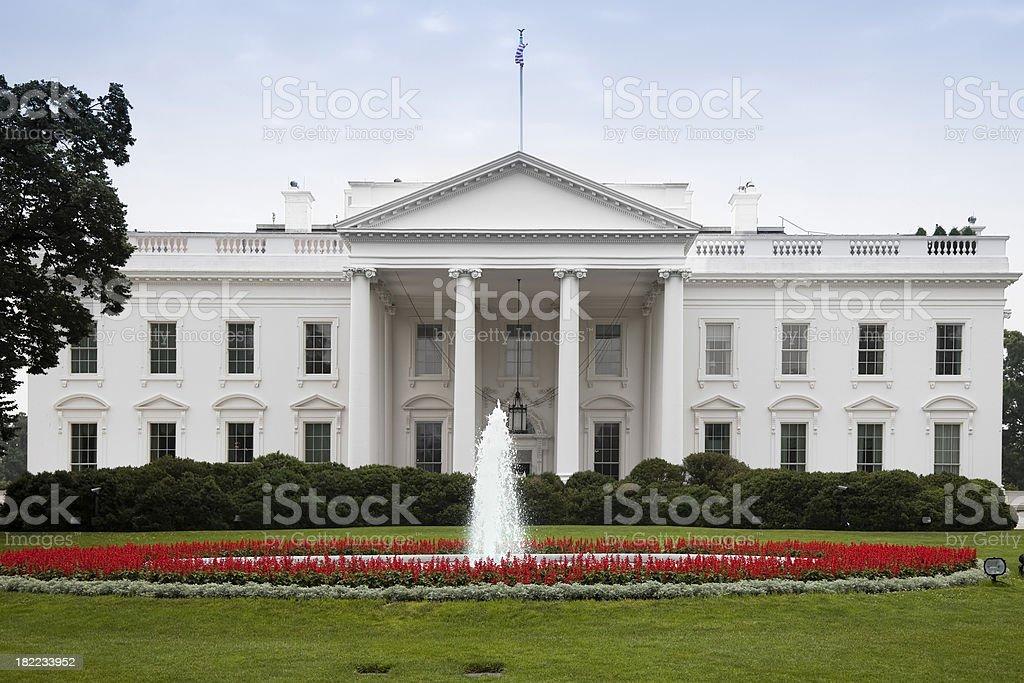 The White House, Washington DC, USA (XXL) royalty-free stock photo