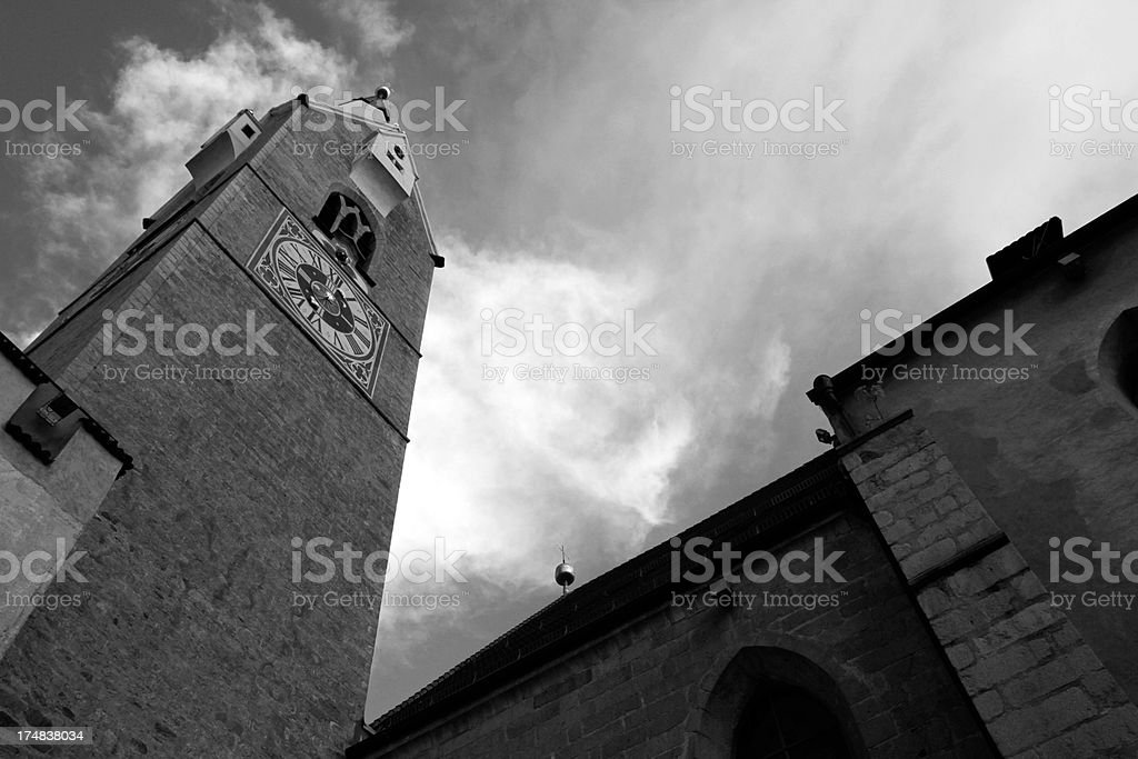The White Tower royalty-free stock photo