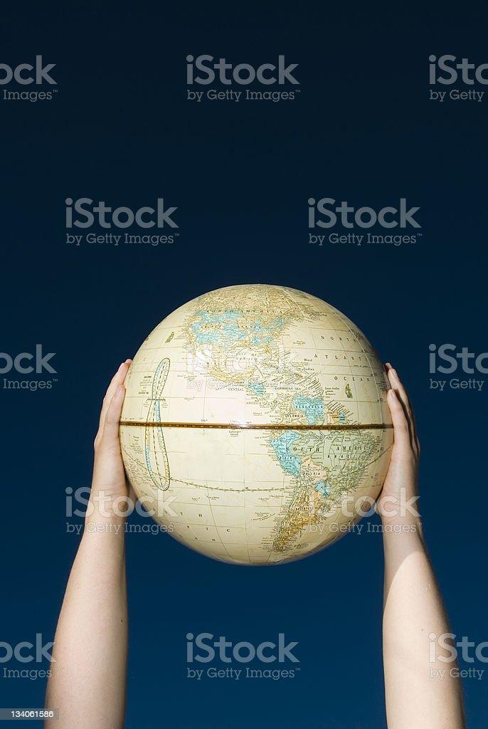 The World royalty-free stock photo