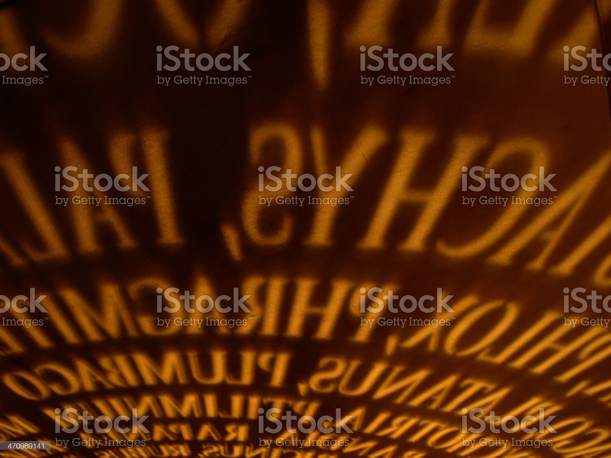 The writing on the wall 01 royalty-free stock photo