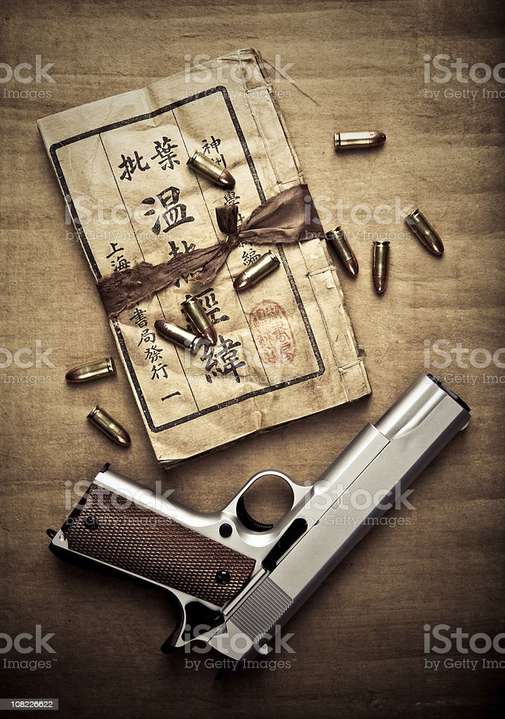 the yakuza secrets royalty-free stock photo