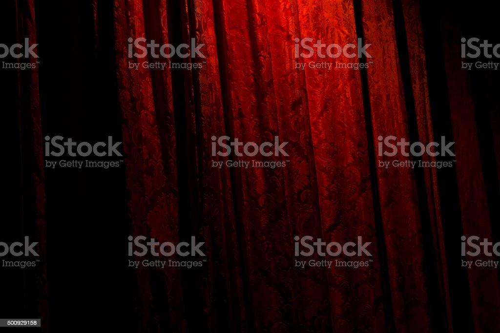 theatre background stock photo