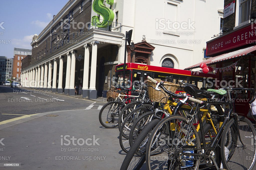 Theatre Royal in London, England stock photo