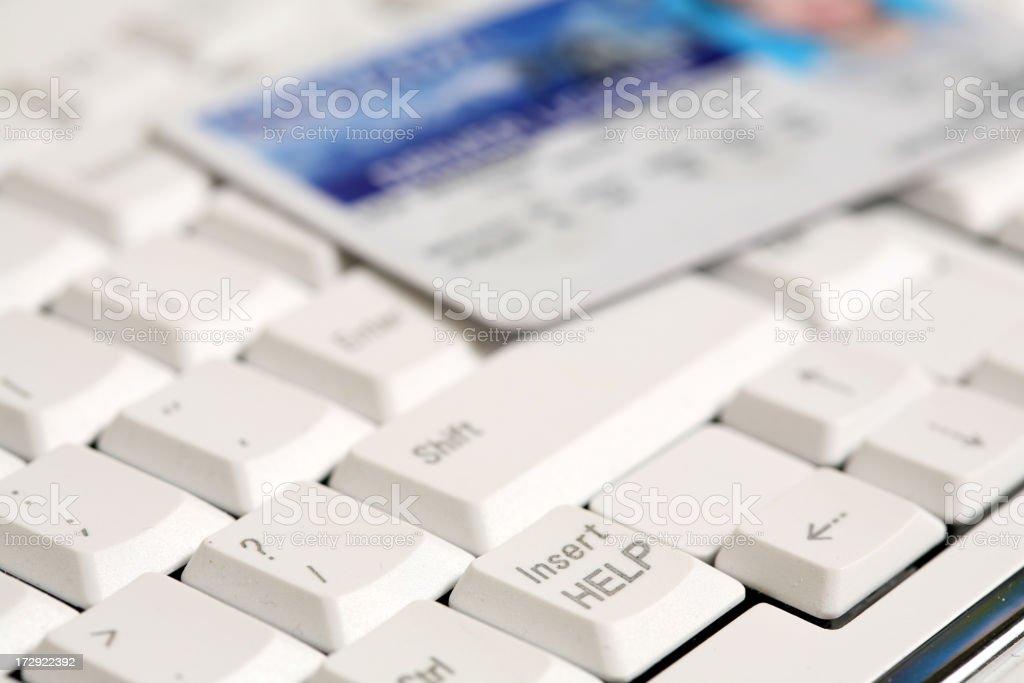 ID Theft stock photo