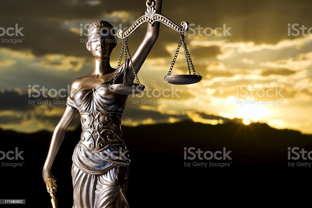 Themis at Sunset royalty-free stock photo