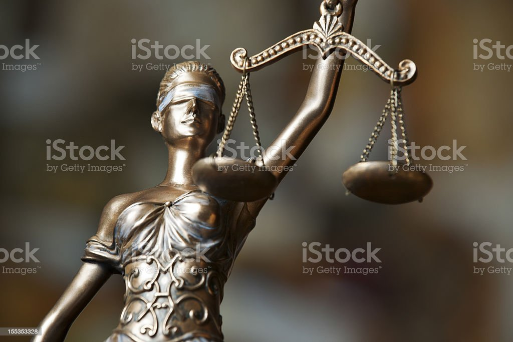Themis stock photo
