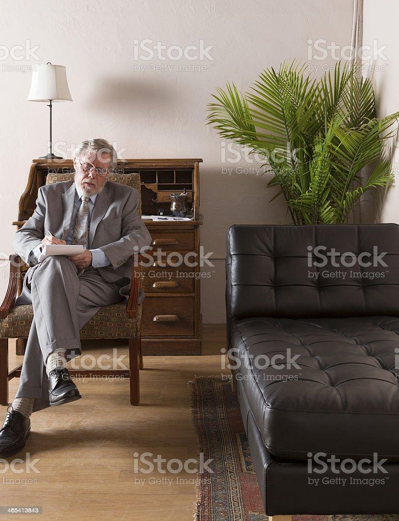 Therapist's Office stock photo