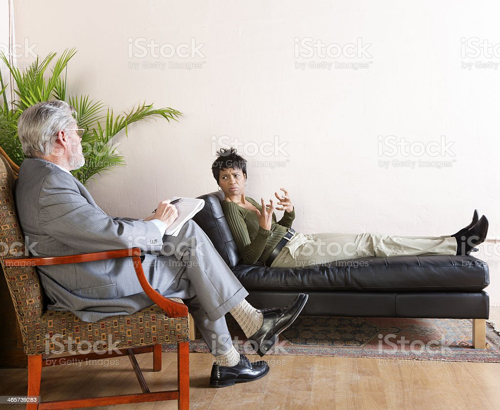 Therapy stock photo