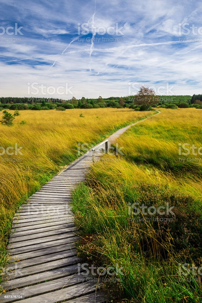 There is always a way to go. stock photo