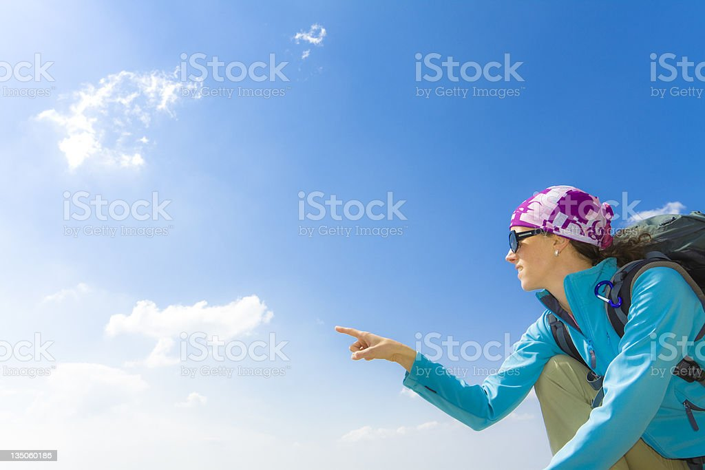 there! royalty-free stock photo