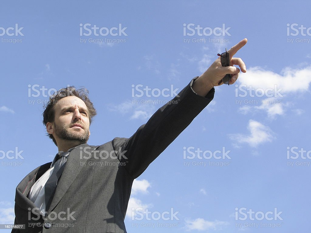 There... royalty-free stock photo