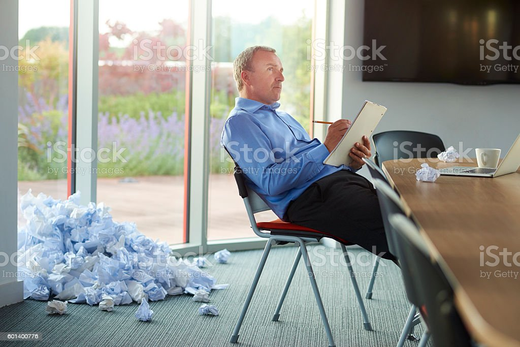 there's a good idea somewhere stock photo