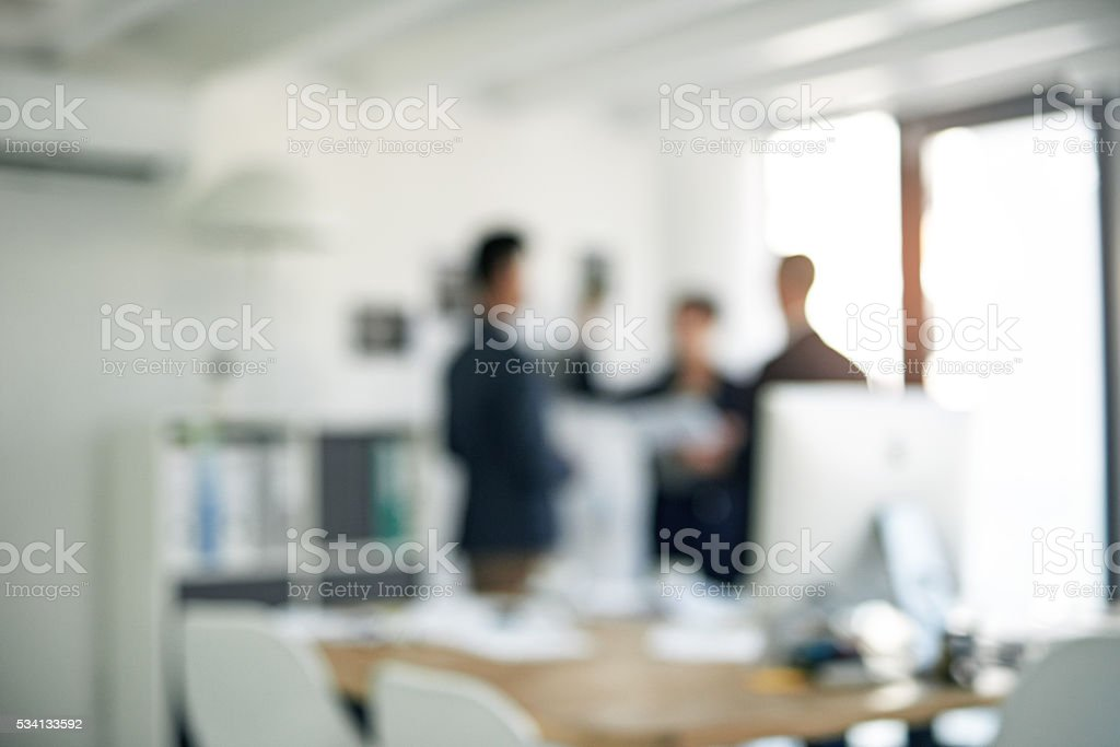There's a lot that goes on in the background stock photo