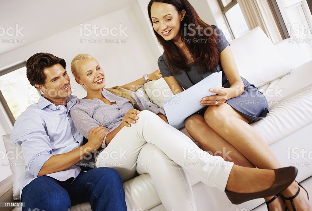 There's a lot we need to go over stock photo