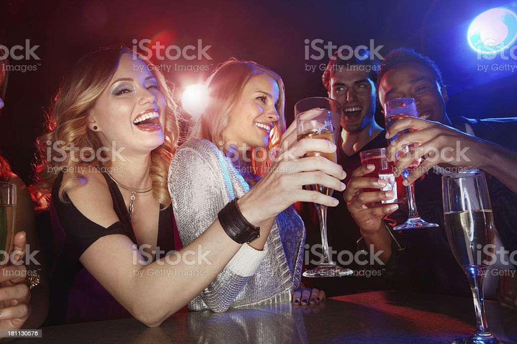 There's always something to celebrate! royalty-free stock photo