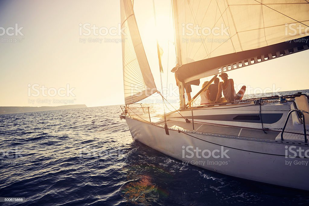 There's always time for another adventure stock photo