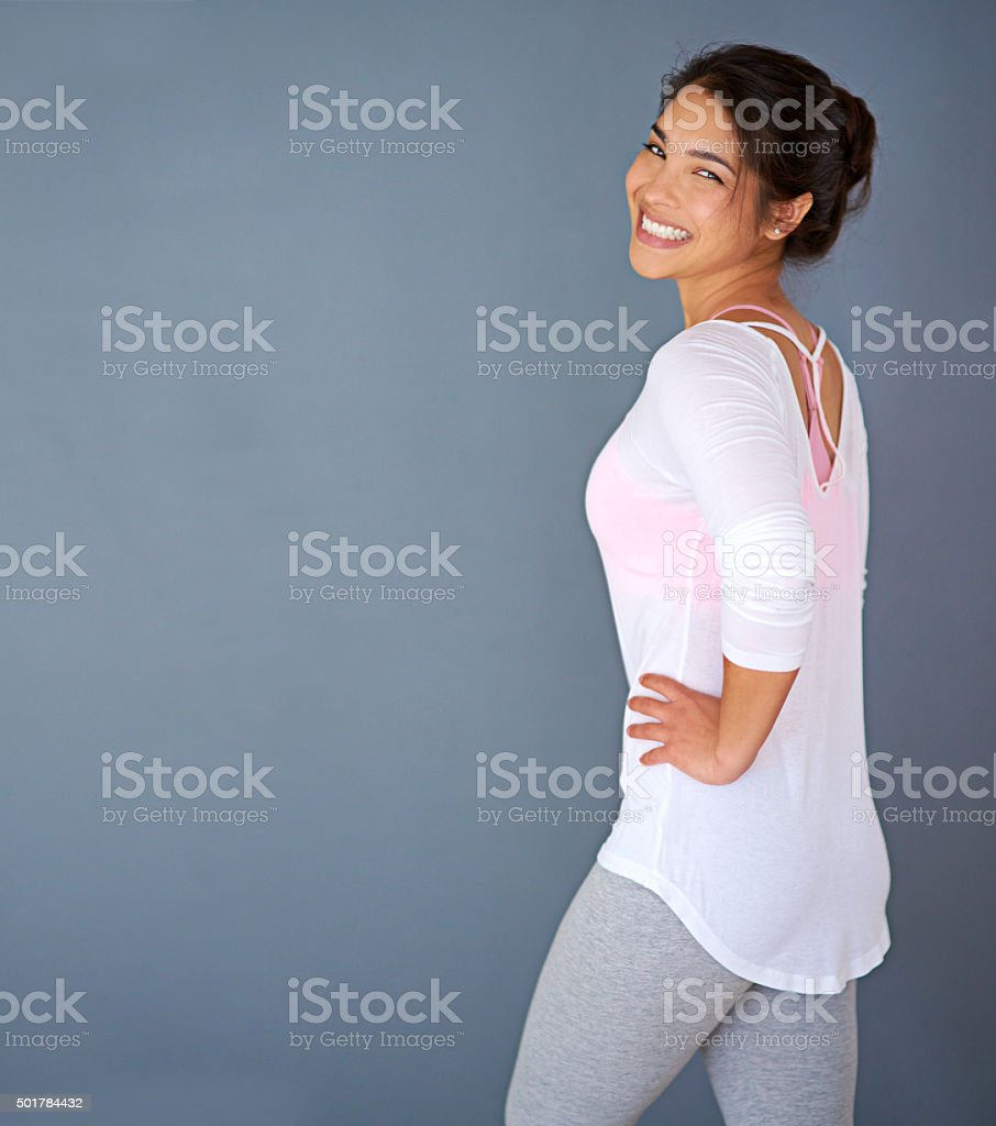 There's always time to be happy stock photo
