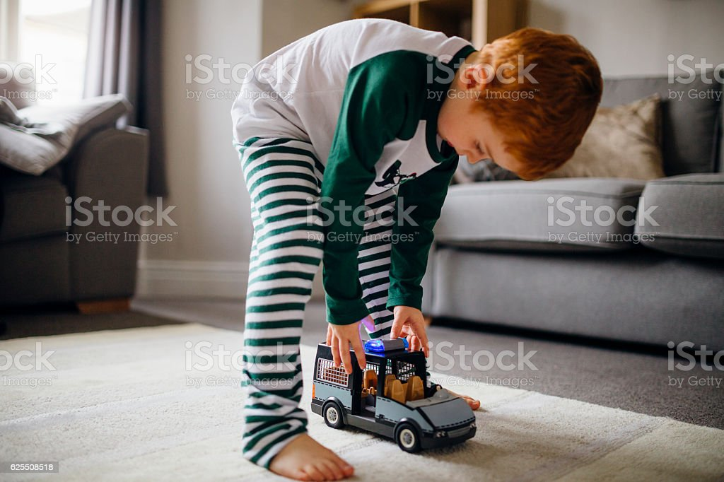 There's an Imaginary Emergency! stock photo
