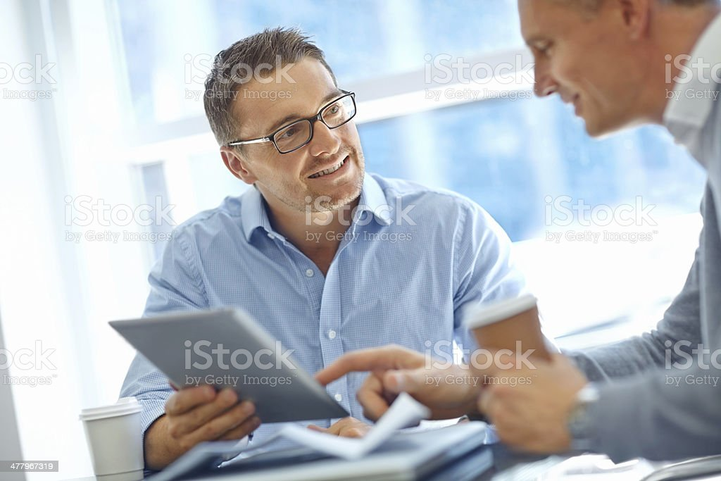There's lots of potential for this proposal... stock photo