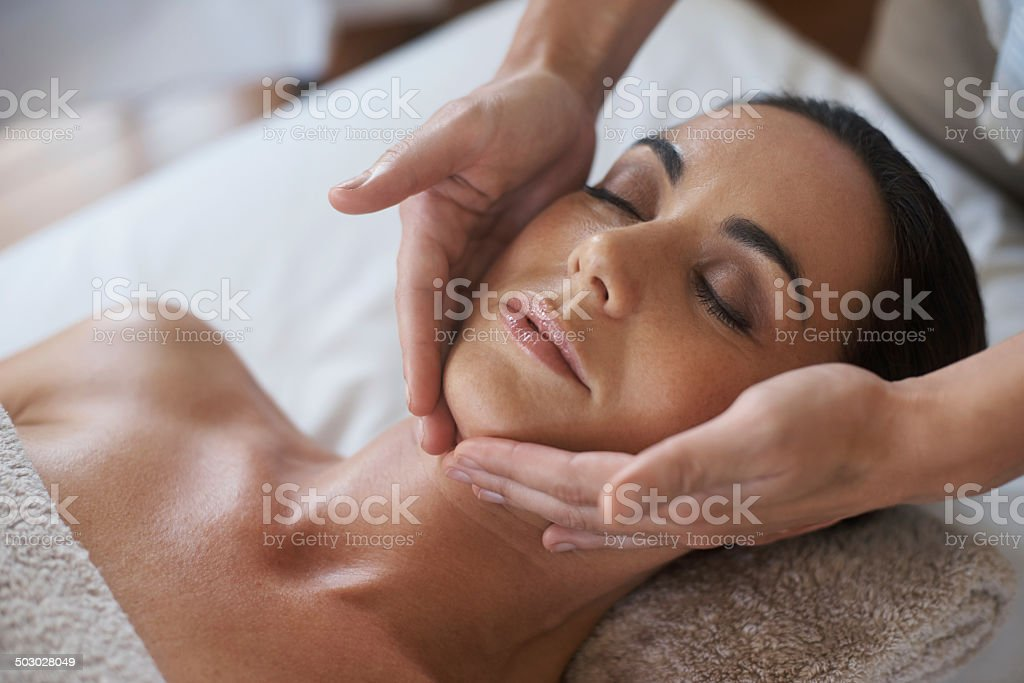 There's no better way to relax stock photo