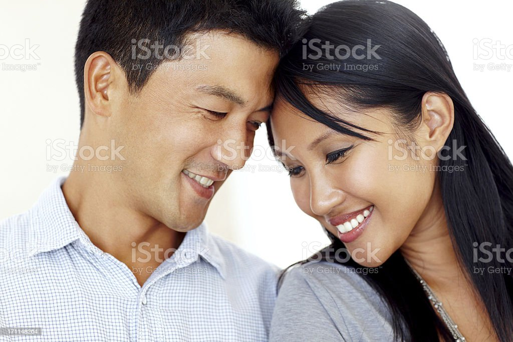 There's nothing I can't share with him stock photo