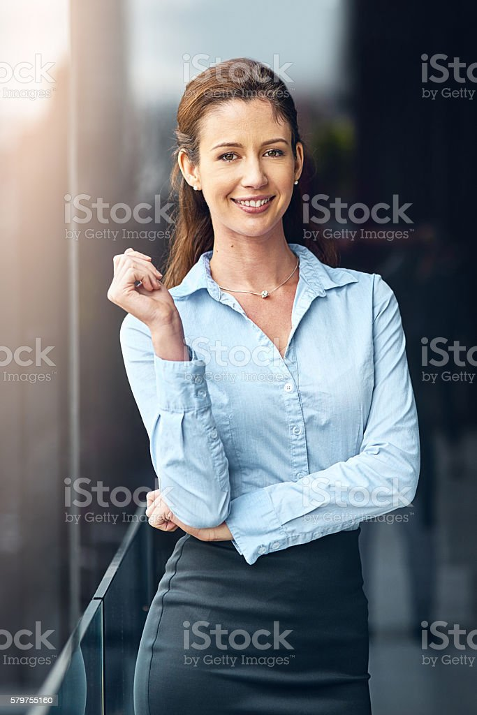 There's really no excuse not to start today stock photo