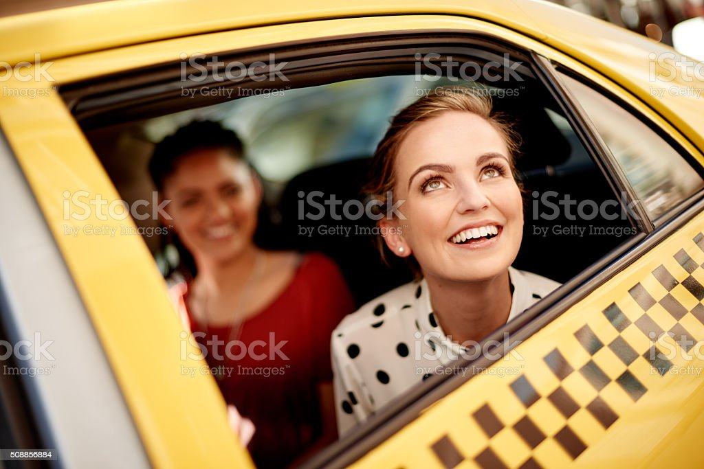 There's so much to see in the city stock photo