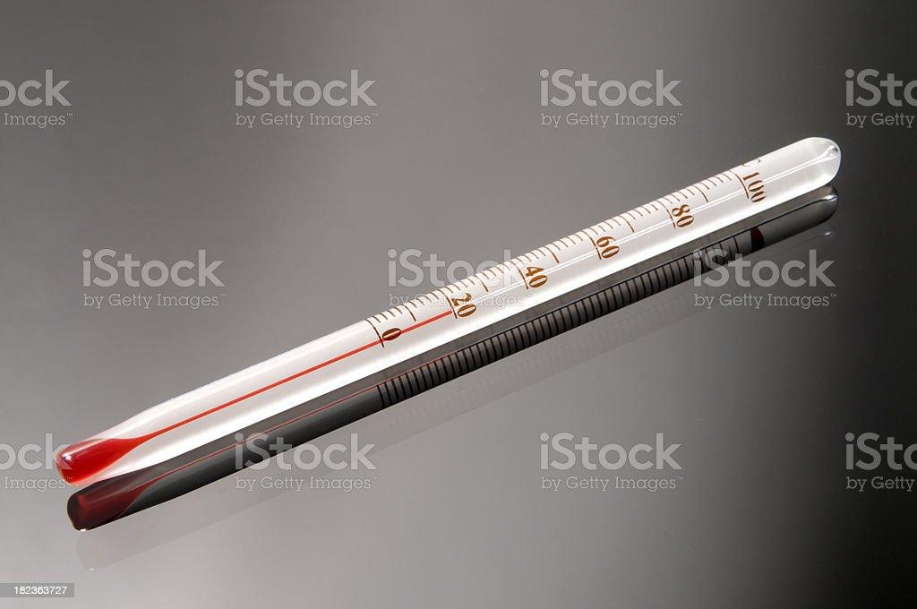 Thermeter Series stock photo