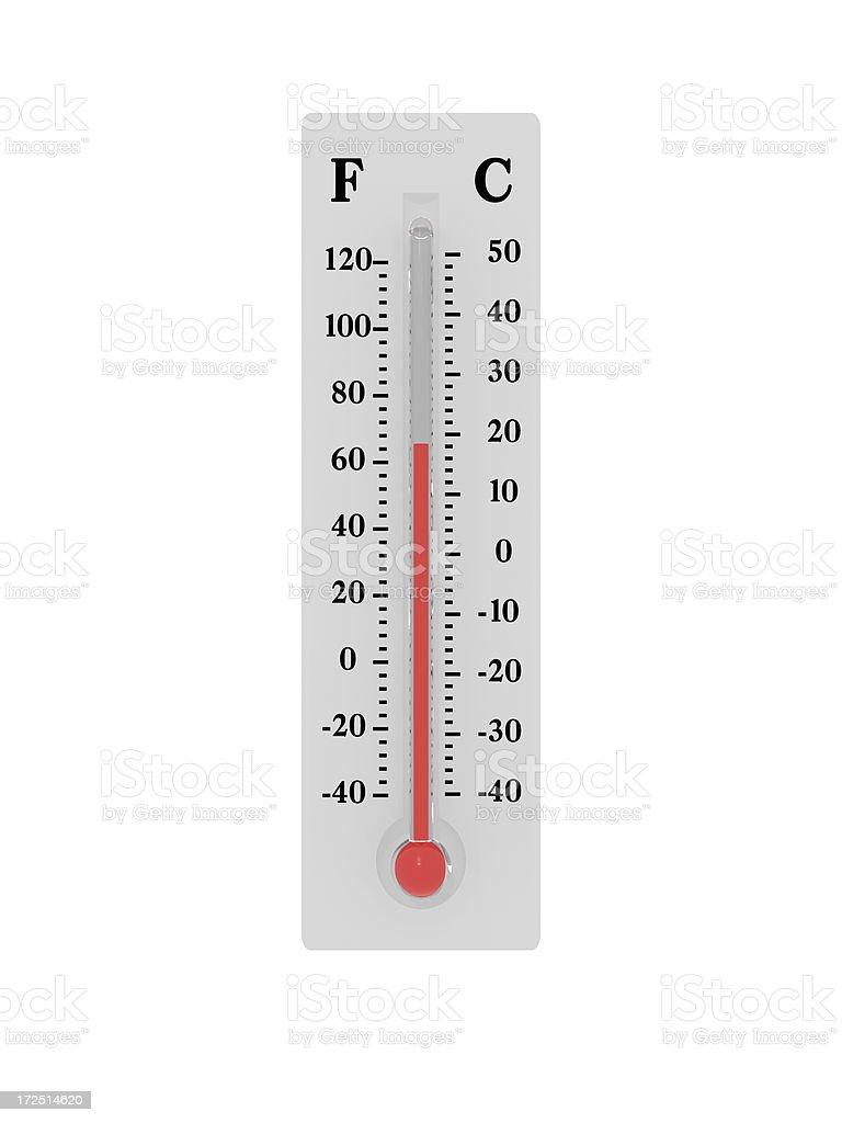 thermometer room temperature stock photo 172514620 istock. Black Bedroom Furniture Sets. Home Design Ideas